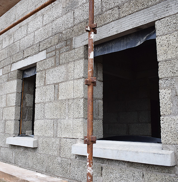 Lintels and Window Sils